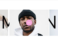 Skepta – Website