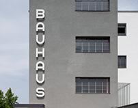 Herbert Bayer Bauhaus Typography