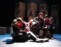 "Performance ""Zero point"" (Rakvere Theatre, 2011)"