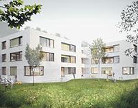 Housing in Umiken