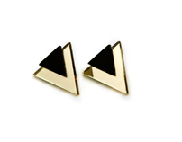 Black Choice Earring