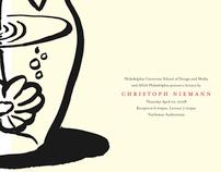 Christoph Niemann Poster