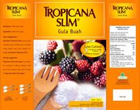 PACK TROPICANA SLIM - GULA BUAH ( FRUIT SUGAR )