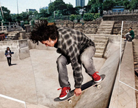 CONVERSE - CHANGE THE GAME - ADVERTISING CAMPAIGN