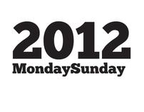 inspirational and memorable - calendar 2012