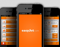 EasyJet iPhone application