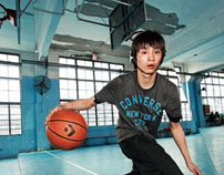 CONVERSE - CHANGE THE GAME - BASKETBALL