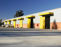 Centro de distribución BODEGAS LOS PINOS - Concon Chile