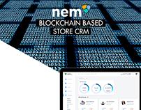 NEM Blockchain Store CRM