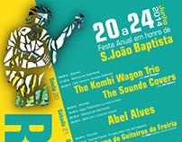 Cartaz Festivo || RUNA 2014