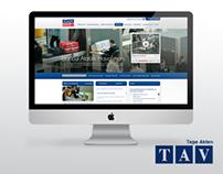 TAV Güvenlik - TAV Security Web Site