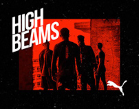 PUMA Run Crew Branding / High Beams Dubai