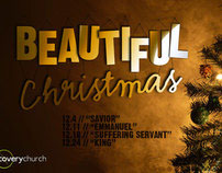 "Discovery Church - ""Beautiful Christmas"" Graphics"