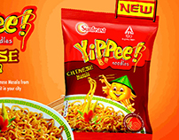 Sunfeast Yippee Chinese Masala TVC 2014