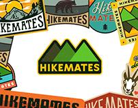 Hikemates Stickerpack