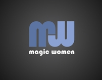 Magic Women - logotype ver.1