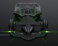 Speedster racing car