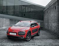 Citroën C4 Cactus 2018 | CGI & Retouching