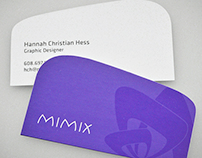 Mimix | Athletic Company Branding