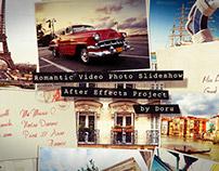 Romantic Photo Video SLideshow