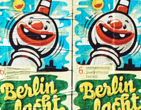 """Berlin lacht"" 2009-Posters"