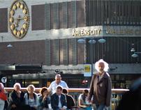 Stockholm o'clock