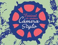 Sistema de identidad visual para festival de cine