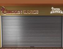 Restaurante Chicken Ranch. (Chicken Ranch Rastaurant)