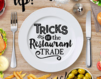 Tricks of the Restaurant Trade - Titles