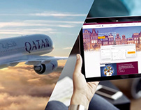 Qatar Airways - A first class travel experience