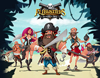 Flibustiers Naval Mobile Game
