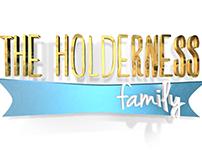 The Holderness Family Logo Evolution