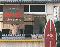 evian Event | VIBRANT