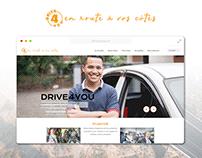 Drive4You - Site Vitrine