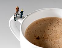 Miniature Figures Series - Coffee