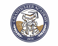 Letterhead System // Chanticleer Academy