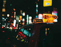 Tokyo in 35mm