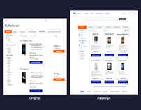 UX Design to improve online store conversion rate