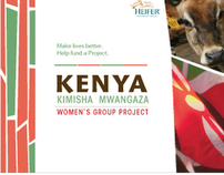 Heifer Info Brochure: Kenya - Women Group