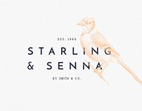 Starling & Senna Brand