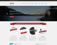 Creatif – Free HTML Template