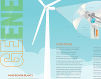 Info Graphic : Wind Turbines