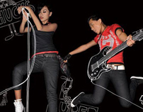 CONVERSE - LACES - ADVERTISING CAMPAIGN