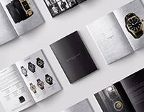 Givenchy Watch FW15 Collection - Catalogue