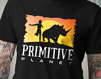 Logo for Primitive Planet