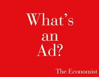 Economist Magazine Advertising Concepts