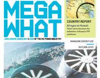 MEGA WHAT - NOV/DEC Issue