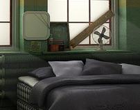 Interior day/night
