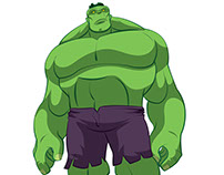 Hulk animated series