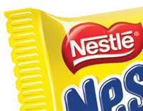 Nestle Nesquik for Romanian market